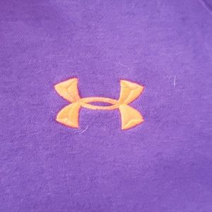 Under Armour Tops - Purple under armour hoodie